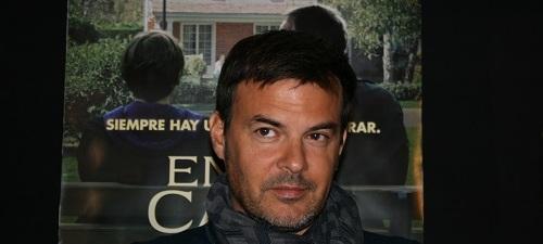 """Entrevista con François Ozon, director  """"En la casa"""", basada en la obra teatral de Juan Mayorga"""