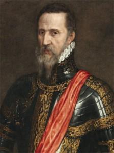 Duque de Alba de Tiziano