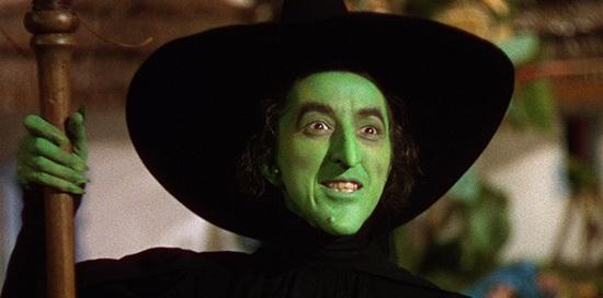 Mago de Oz, bruja del Oeste
