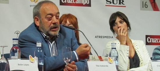 Tito Valverde regresa al cine con '15 años y un día' @Alejandro Contreras