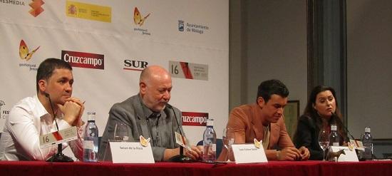 Rueda de prensa de 'La mula' @Alejandro Contreras