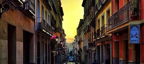 23 de abril: Un paseo literario por Madrid
