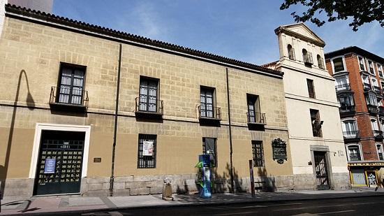 Imprenta de Juan de la Cuesta en la calle de Atocha