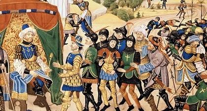 Mirjam Pressler nos presenta Natán y sus hijos, Jerusalén 1192