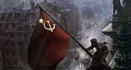"""""""El caballo negro"""", de Borís Sávinkov"""