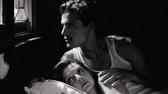 Ivo Müller y Isabel Muñoz Cardoso en una imagen de Tabú