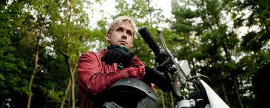Ryan Gosling  en Cruce de caminos, de Derek Cianfrance.