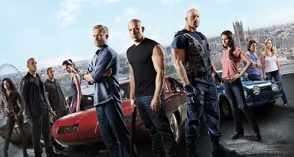 Fast & Furious 6' (2013), de Justin Lin