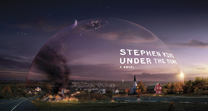 Under the dome, la nueva ficción de Stephen King