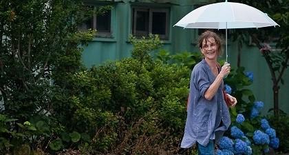 Isabelle Huppert, En otro país (2012), de Hong Sang-soo