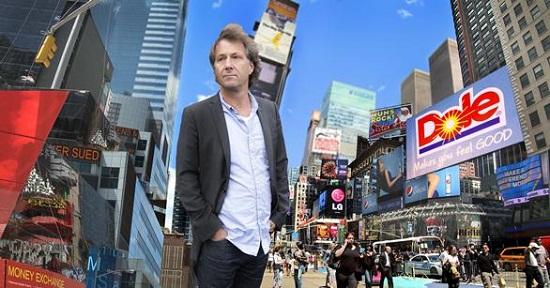 Frederik Gertten director de  Big Boys Gone Bananas!* (2011)