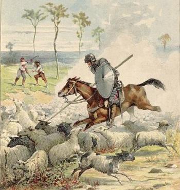 Don Quijote de la Mancha -
