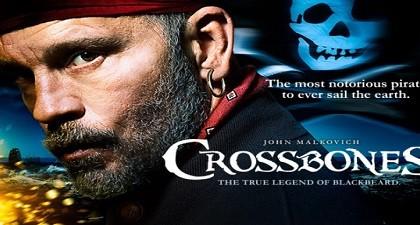 Crossbones, una de piratas en la NBC