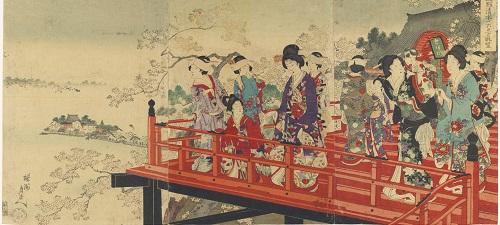 Japón se abre camino en el Prado