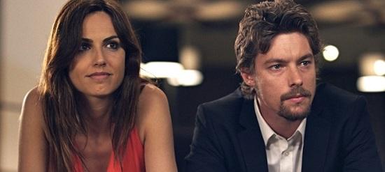 Claudia Bassols y Jan Cornet en Menu degustació de Roger Gual