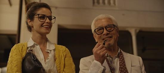 Marta Torné y Togo Igawa en Menu degustació de Roger Gual