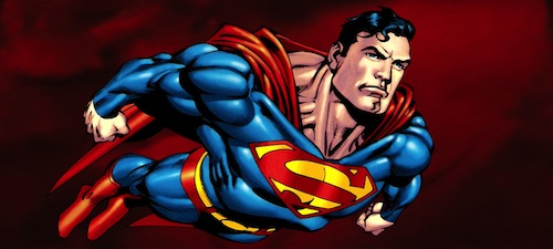 Superman. El primer superhéroe