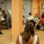 Meta Librería, Club de lectura sobre El Banquete