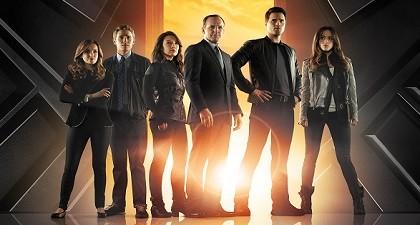 Los Agentes de SHIELD llegan a la pequeña pantalla