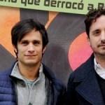 Gael García Bernal y el director Pablo Larraín nos hablan de No