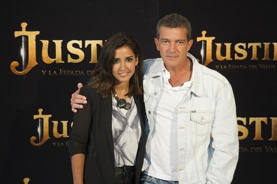 Inma Cuesta y Antonio Banderas