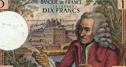 Aforismos de Voltaire