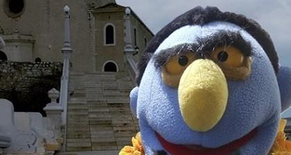 Nacho Muppet, también ha estado en Sitges film festival 2013