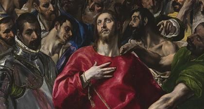 El Expolio de Cristo en el Museo del Prado
