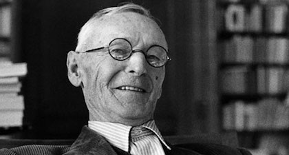 """San Francisco de Asís"", Hermann Hesse"