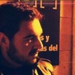 Daniel María, Premio Joven Promesa de Periodismo cultural  Paco Rabal 2013