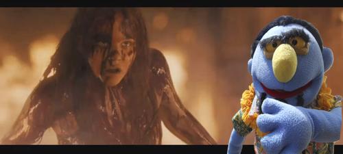"""Nadie mejor que Nacho Muppet para comentar el """"remake"""", de """"Carrie"""""""