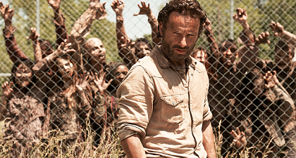 The Walking Dead – 1ª part. Cuarta Temporada