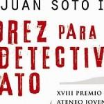 Ajedrez para un Detective Novato, de Soto Ivars.