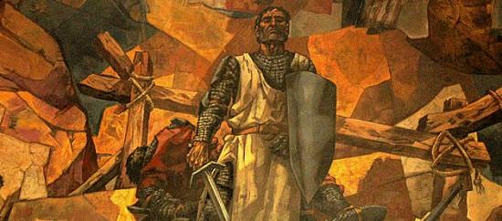 "Rodrigo Díaz de Vivar ""Mio Cid"""