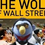 """Nacho Muppet, no podía dejar de opinar de  """"El lobo de Wall Street"""""""