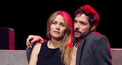 """Iñaki Font y Lisi Linder en """"A medianoche"""", son un soplo de aire fesco"""