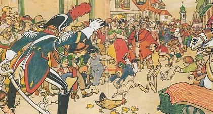 Las aventuras de Pinocchio, de Carlo Collodi