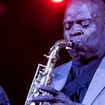 «What about the band». Maceo Parker. La Riviera