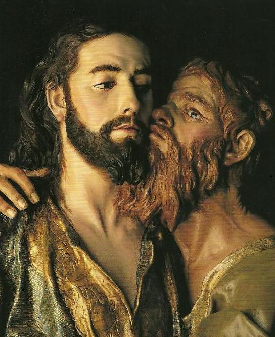Salzillo Judas