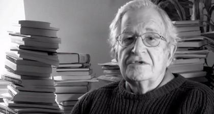 Prioridades radicales, Noam Chomsky