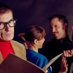 Un Hombre con Gafas de Pasta; magnífica obra de Jordi Casanovas