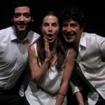 """""""Verano Chéjov"""", una iniciativa de María Pastor, Felipe Andrés y José Bustos"""