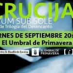 """""""Encrucijada o Nihil novum sub sole"""" de Borja Roces con Alicia Rodríguez"""