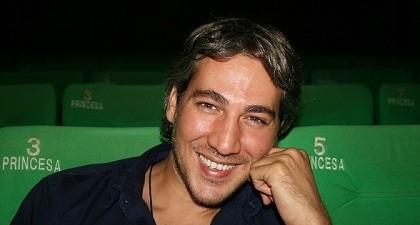 """Alberto Ammann, habla de """"Betibú"""" y del paso del tiempo"""