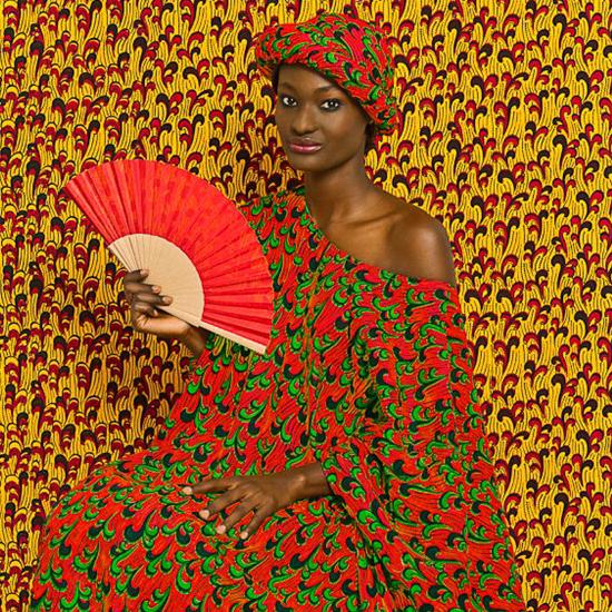 Aminata Faye - Modelo