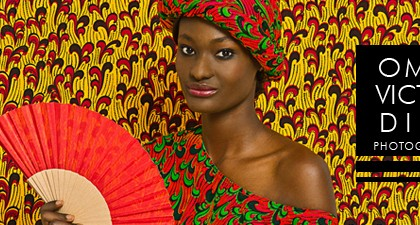 The Studio of Vanities de Omar Victor Diop. Una mirada desde África