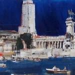 ¡Viva el arte! ¡Me cago en la mar! , sobre la exposición de Pablo Ugartetxea
