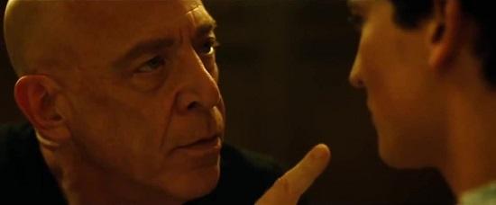 Whiplash, duelo actoral entre Milles Teller y J.K. Simmons