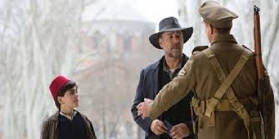 Casi todo el film de Russell Crowe ha sido rodado en Turquía