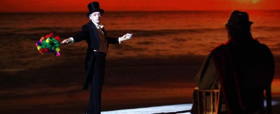 Qué extraño llamarse Federico, de Ettore Scola